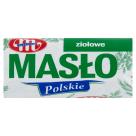 MLEKOVITA Masło Polskie ziołowe 80g