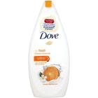 DOVE GO FRESH Odżywczy żel pod prysznic mandarin & tiare flower scent 500ml