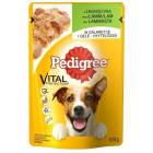 PEDIGREE Pokarm dla psów  pełnoporcjowy kawałki jaglęciny w galaretce 100g