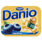 DANONE DANIO Serek homogenizowany jagodowy 140g