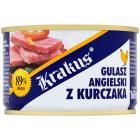 KRAKUS. Gulasz angielski z kurczaka 160g