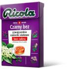 RICOLA Cukierki ziołowe - Czarny bez 40g