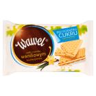 WAWEL Wafle o smaku waniliowym bez dodatku cukru 110g