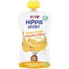HIPP HiPPiS Sport Banany-Gruszki-Pomarańcze-Mango z ryżem Mus owocowy  BIO 120g