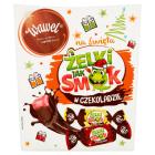 WAWEL Żelki jak smok w czekoladzie BN 300g