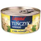LAGUNA Tuńczyk w kawałkach w oleju 170g