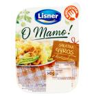 LISNER Sałatka gyros z kurczakiem + widelczyk 140g