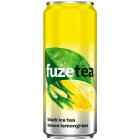 FUZETEA Napój o smaku cytr. z ekstraktem z czarnej herbaty i trawy cytr. 330ml
