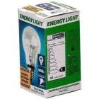 ENERGY LIGHT Żarówka wstrząsoodporna przezroczysta 40W E27 1szt