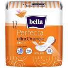 BELLA PERFECTA Podpaski Ultra Orange 12 szt 1szt