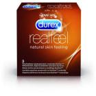 DUREX Real Feel Prezerwatywy 3 sztuki 1szt