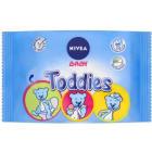 NIVEA Baby Chusteczki Toddies 60 szt 1szt