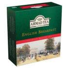 AHMAD TEA Herbata czarna ekspresowa English Breakfast 100 torebek 1szt
