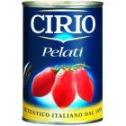 CIRIO Pomidory bez skóry 400g