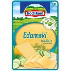HOCHLAND Ser żołty w plastrach - Edamski 135g