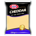 MLEKOVITA Ser Cheddar w kawałku 250g