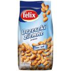 FELIX Orzeszki ziemne prażone bez tłuszczu i soli 380g