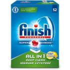 FINISH All in 1 Tabletki do zmywarek - Powerball Lemon 52szt. 1szt