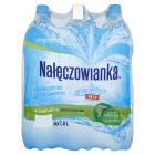 NAŁĘCZOWIANKA Naturalna woda mineralna delikatnie gazowana 1.5l