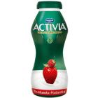 DANONE Activia Truskawka Poziomka Jogurt 195g