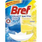 BREF Duo Aktiv Lemon Fresh Zawieszka do WC 50ml