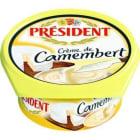 PRESIDENT Creme de Camembert Ser Camembert do smarowania 150g