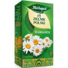 HERBAPOL Zielnik Polski Rumianek 20 torebek 1szt