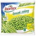 HORTEX Groszek zielony mrożony 450g