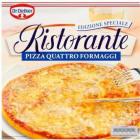 DR. OETKER RISTORANTE Edizione Speciale Quattro Formaggi Pizza mrożona 330g