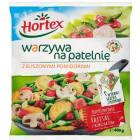 HORTEX Warzywa na Patelnię z suszonymi pomidorami mrożone 400g
