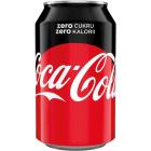 COCA-COLA ZERO Napój gazowany 330ml