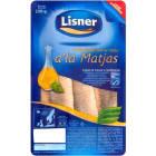 LISNER Filety śledziowe w oleju a la Matjas 220g