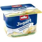 MULLER Jogurt kremowo-owocowy bananowy 125g