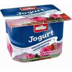 MULLER Jogurt kremowo-owocowy czerwone owoce 125g