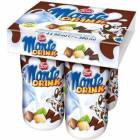 ZOTT MONTE Napój czekoladowy 4x95ml 380ml