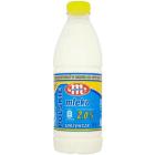 MLEKOVITA Polskie Mleko spożywcze 2% 1l