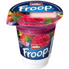 MULLER Froop Jogurt z musem o smaku owoców leśnych 150g