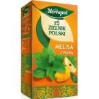 HERBAPOL Zielnik Polski Owoce i Zioła - Melisa z Pigwą 20 torebek 1szt