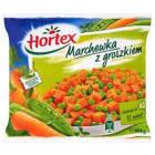 HORTEX Marchew z groszkiem mrożona 450g