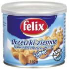 FELIX Orzechy ziemne light prażone bez tłuszczu, bez soli 150g