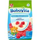 BOBOVITA Kaszka mleczno-ryżowa o smaku malinowym - po 4 miesiącu 230g