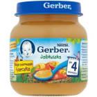 GERBER DESEREK Jabłuszka - Po 4 miesiącu 125g