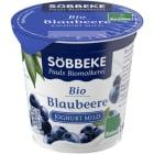 SOBBEKE Jogurt jagodowy BIO 150g