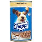 CHAPPI Pokarm dla psów z kurczakiem - puszka 1.2kg