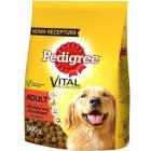 PEDIGREE VITAL PROTECTION Adult Sucha karma dla psów z drobiem i wołowiną 500g