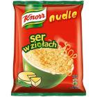 KNORR Nudle Ser w ziołach 61g