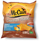 MCCAIN Country Potatoes Karbowane ćwiartki ziemniaka 750g
