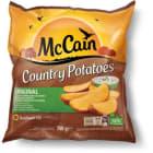 MCCAIN Country Potatoes Ćwiartki ziemniaka ze skórką 750g