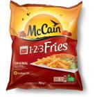 MCCAIN 1.2.3 Frytki proste mrożone 750g