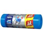 JAN NIEZBĘDNY Easy-Pack Worki na śmieci 120l 15 szt. 1szt